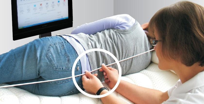 Bettenmeier – Matratzen und Schlafsysteme – Liegesimulator