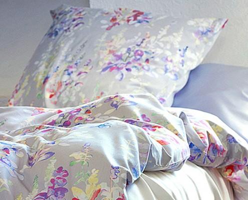 Bettenmeier – Bettwäsche – LEONIE beige
