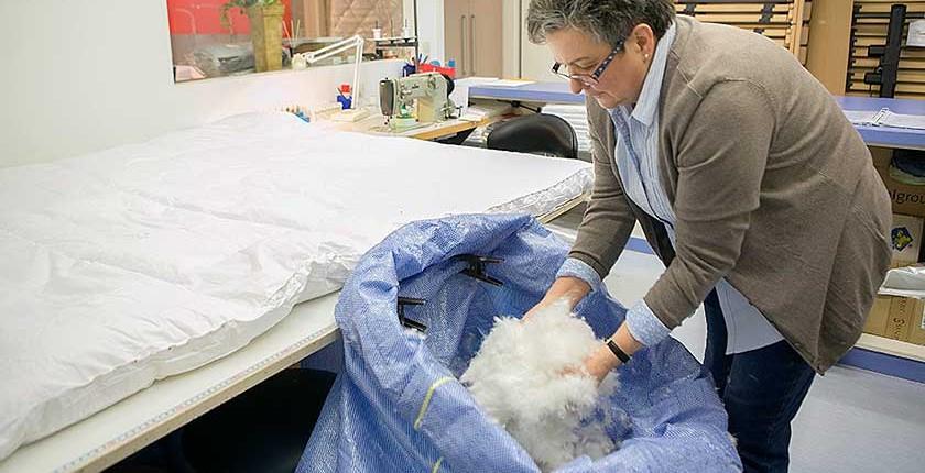 Bettenmeier – Manukfaktur und Reinigung